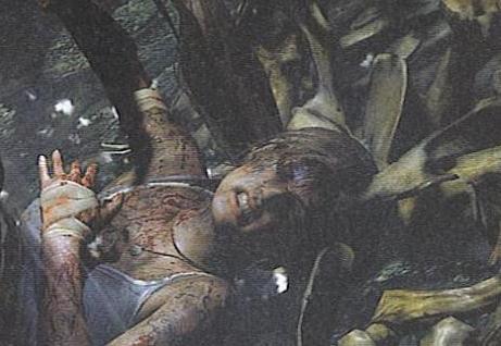 Tomb Raider (2011) Game Informer Scans