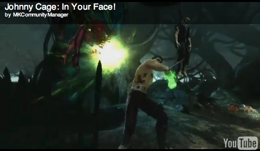Mortal Kombat: Johnny Cage Game-Play Footage - Rely on Horror