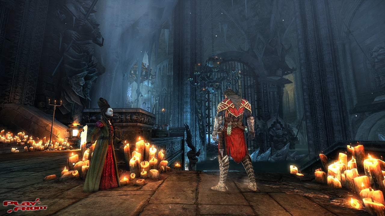 Castlevania Lords of Shadow: 'Reverie' Screens