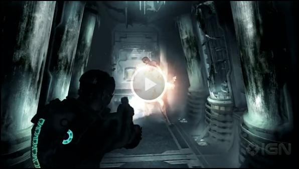 New action-packed Dead Space 2 footage