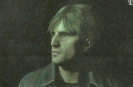 Silent Hill: Downpour Game Informer Scans
