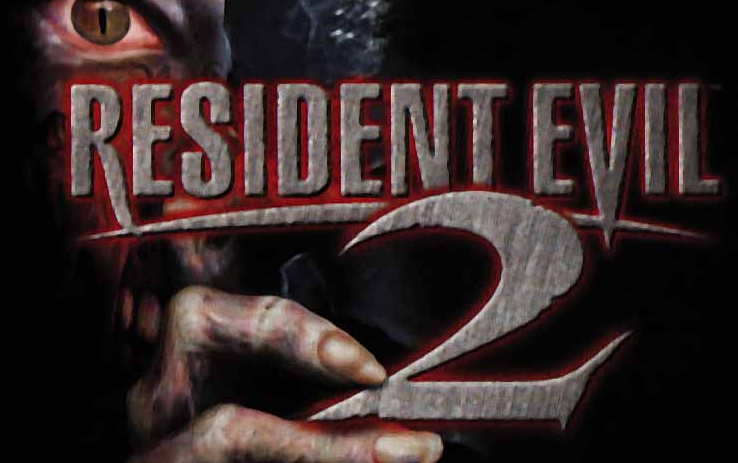 Resident Evil 2 running on the Playstation Phone