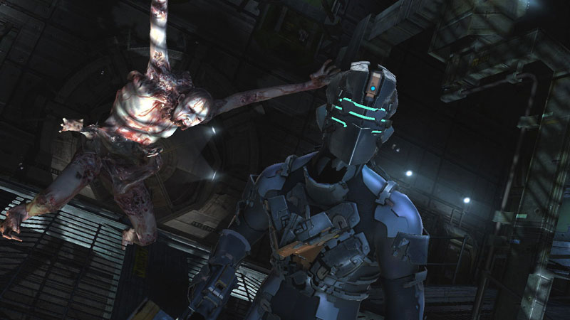 New Dead Space 2 trailer+ interview