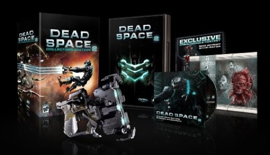 UK sure loves the Dead Space 2 Collector's Edition, sells out
