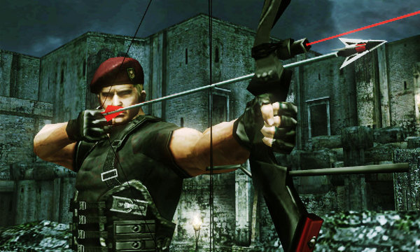 Resident Evil: The Mercenaries 3D misses launch date, but will be released soon after