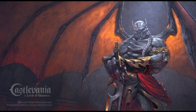 Some amazing Castlevania: Lords of Shadow concept art