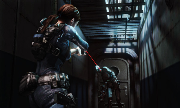 Resident Evil Revelations demo hands-on previews