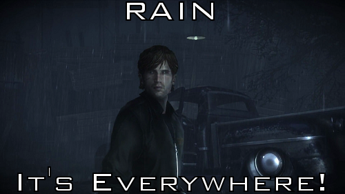 Silent Hill…Downpour?