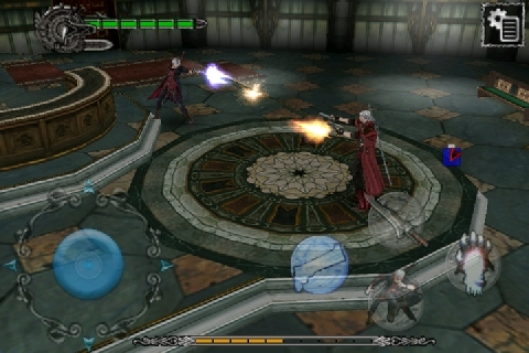 Devil May Cry 4: Refrain out now on iOS platforms, Nero goes handheld