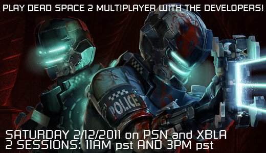Engage in Dead Space 2's multiplayer mode with Visceral