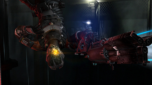 """Dead Space 2: Future DLC will depend on """"people's appetite"""""""