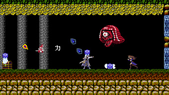 Castlevania: Harmony of Despair's Chapter 11 and new character out now, more 8-bit goodness