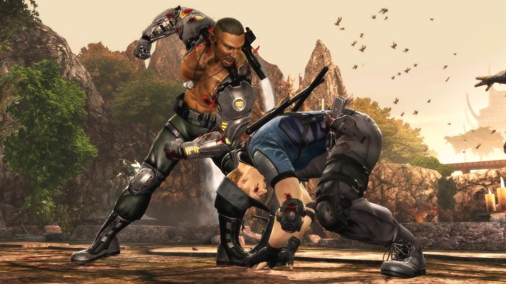 New Mortal Kombat screens, is it April yet?