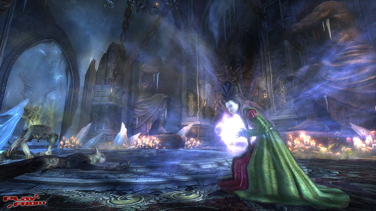 Castlevania: Lords of Shadow DLC won't release this week, Laura will be playable
