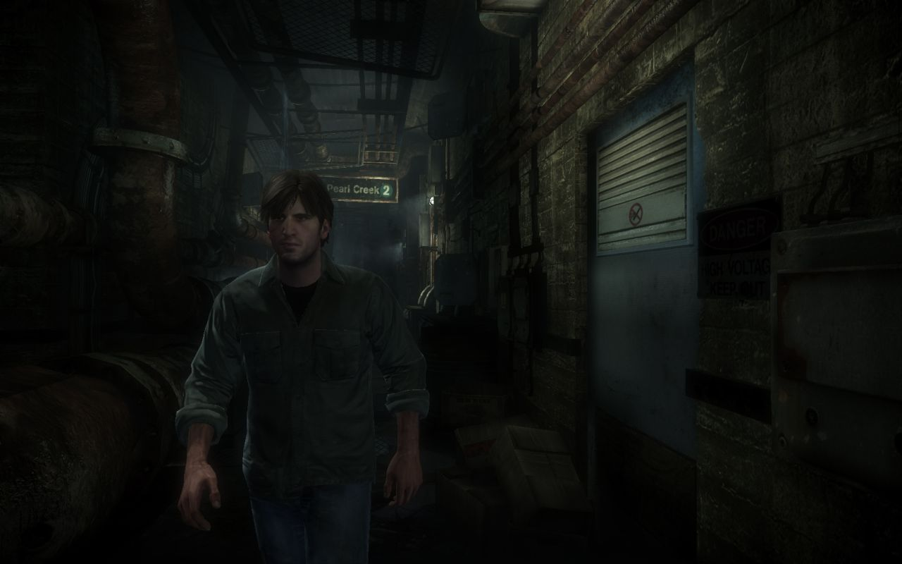 These new Silent Hill: Downpour screens paint an eerie atmosphere