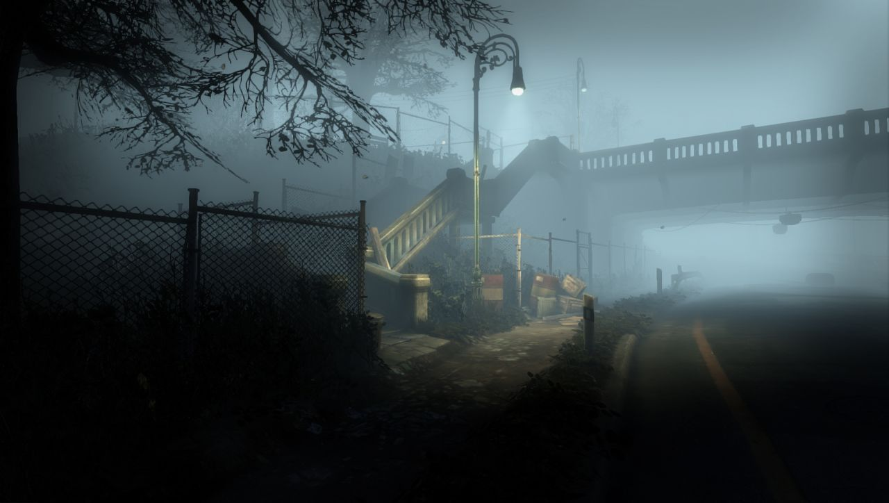 "How does the ""Subway System"" work in Silent Hill Downpour?"