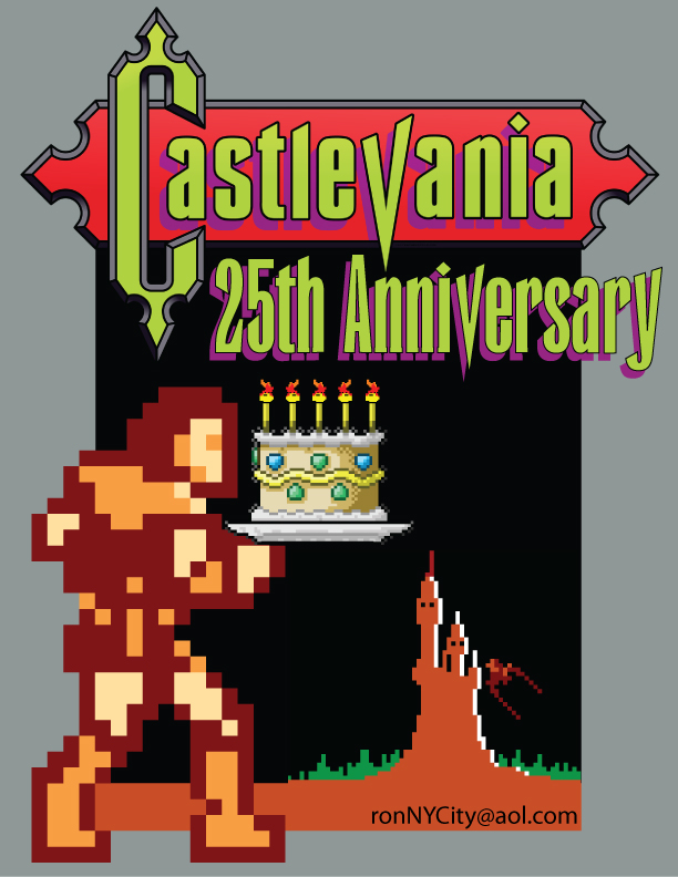 Castlevania 25th Anniversary: Want Castlevania 5 this year? Make your voice heard!