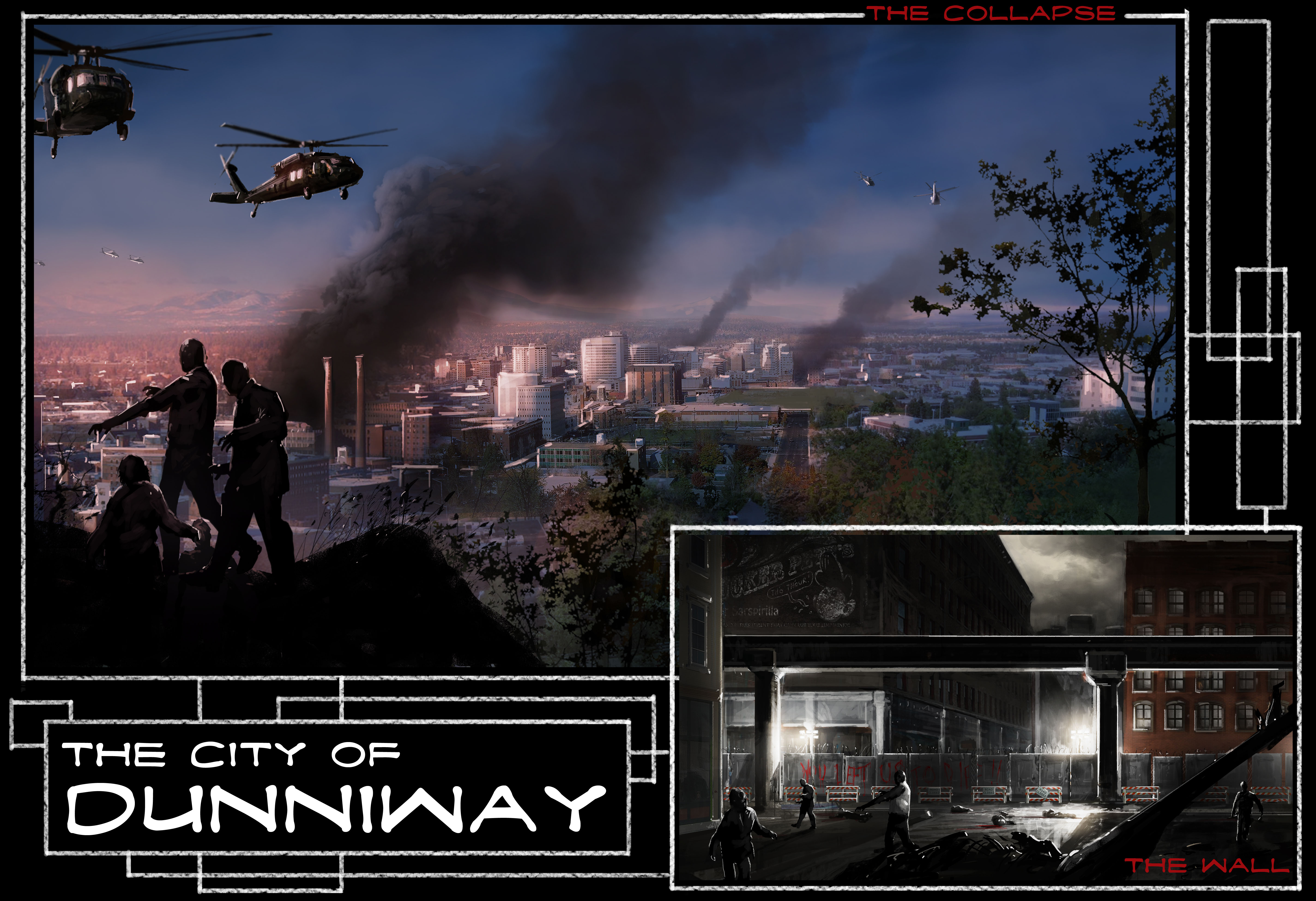 New zombie-survival franchise to debut on XBLA, code named: Class3