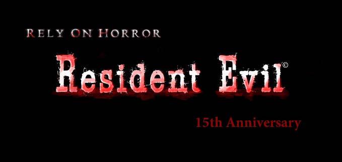 Resident Evil's 15th Anniversary