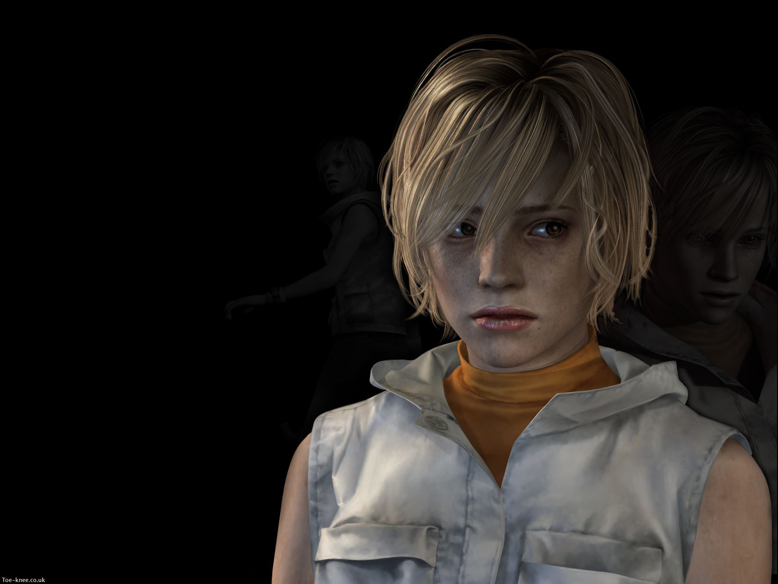 The Creature Creator Returns for Silent Hill: Revelations