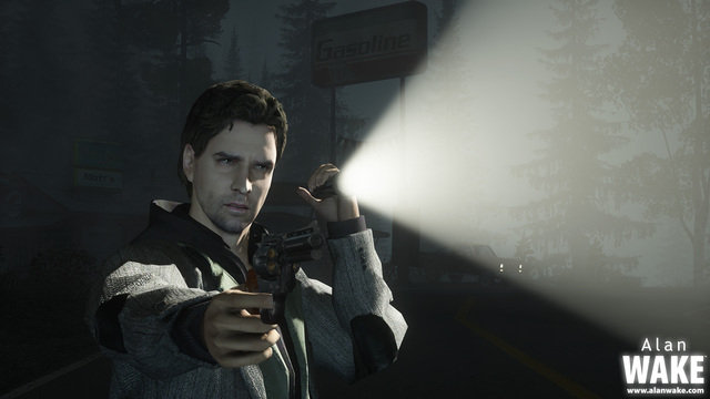 Alan Wake has shone his light at 1,000,000 to date