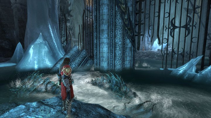 Castlevania: Lords of Shadow 'Reverie'- new screen + progress update