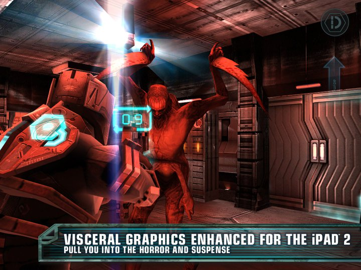 Dead Space (iOS) getting update for iPad 2 launch