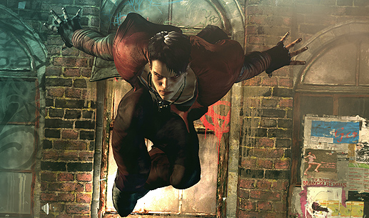 """Capcom plans for Ninja Theory's DMC to sit """"above DMC3 for this generation"""""""