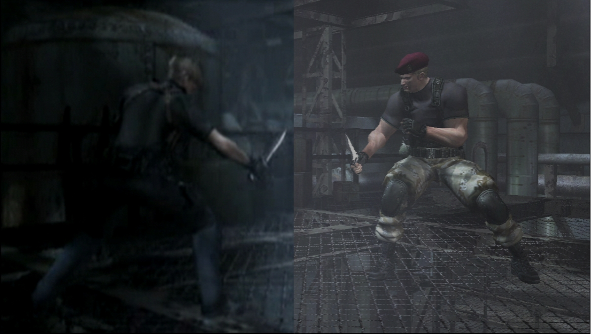 Resident Evil 4 and Code Veronica will hit PSN/XBLA this fall