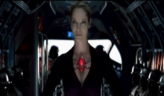 Obvious Time: Sienna Guillory Reprising Her Role as Jill in Next Year's Resident Evil Film