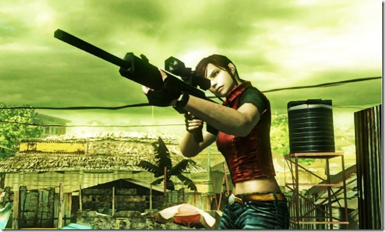 Resident Evil: The Mercenaries 3D will have varying missions