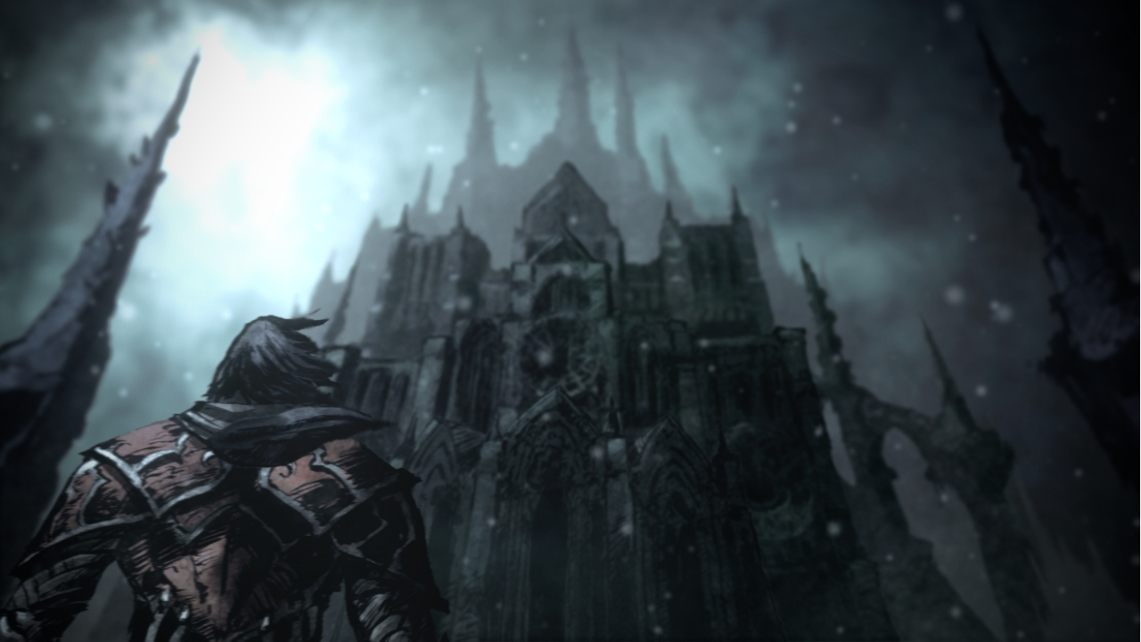 """Castlevania: Lords of Shadow DLC trailer coming """"real soon"""""""