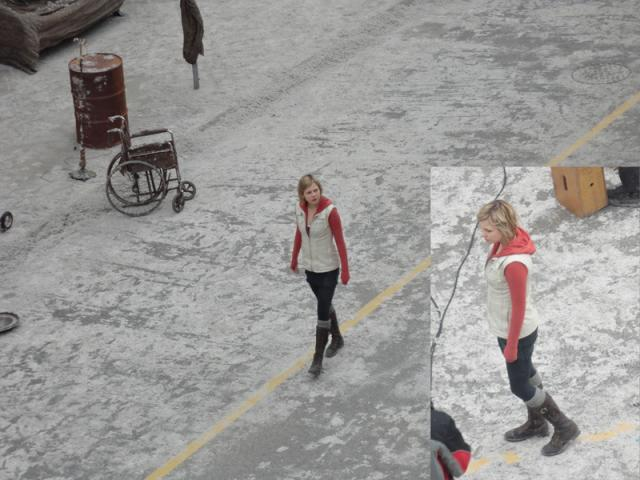 From The Set Of Silent Hill Revelation New Pics Show Off Heather