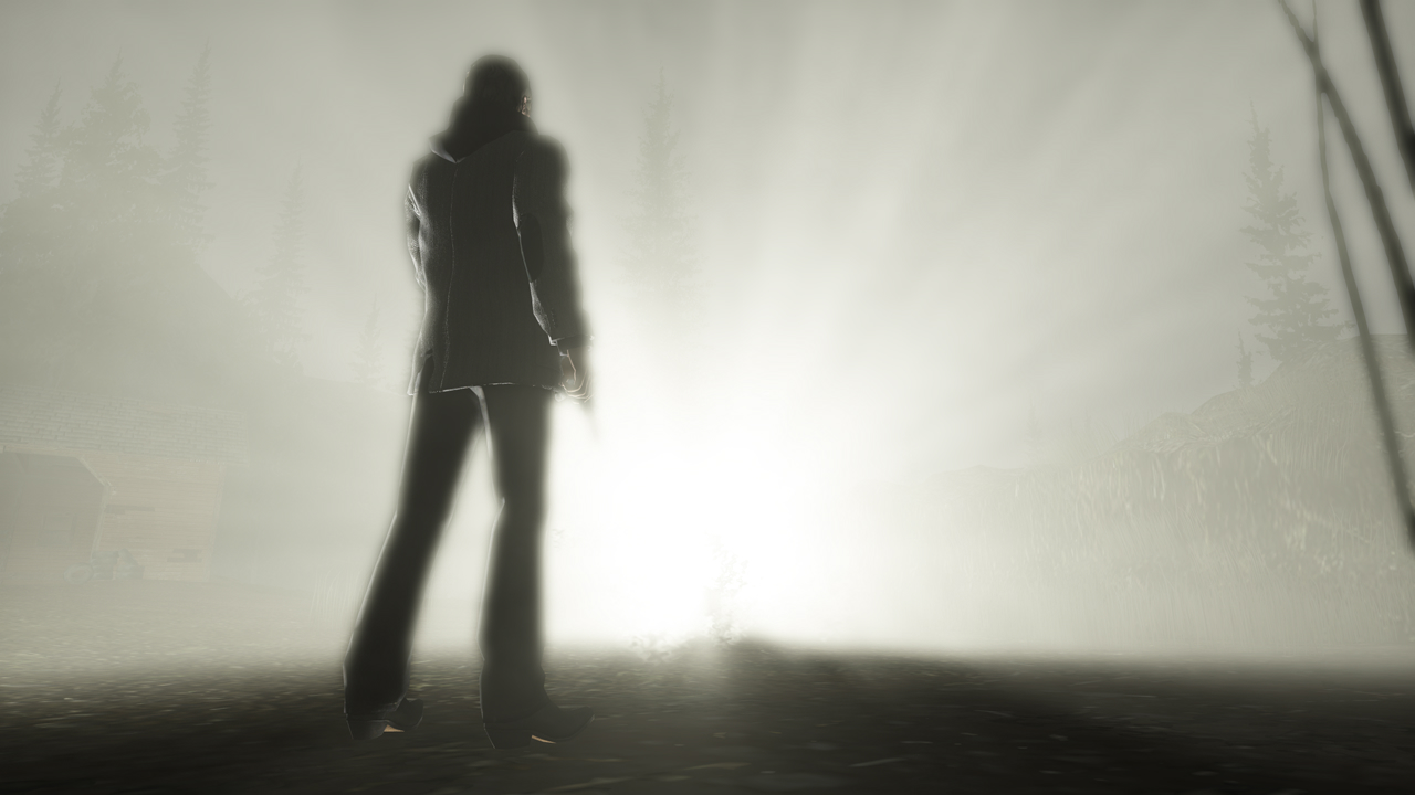 Cancellation of Alan Wake PC Version Wasn't Remedy's Idea