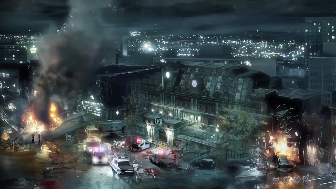 Check Out The Remade Rpd Station Within These Resident Evil