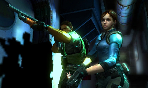 What will Captivate 2011 offer Resident Evil fans?