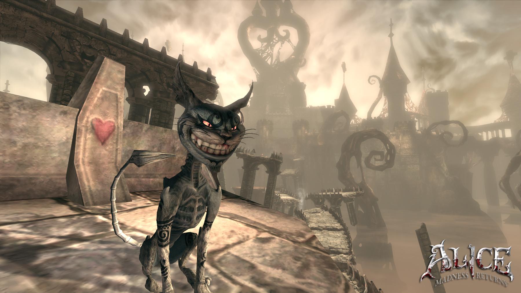 New Alice: Madness Returns screenshots