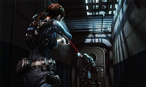 """Resident Evil: Revelations might feature a """"classic mode"""""""
