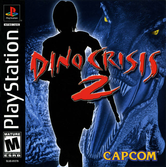 Dino Crisis 2 Now Available on PSN