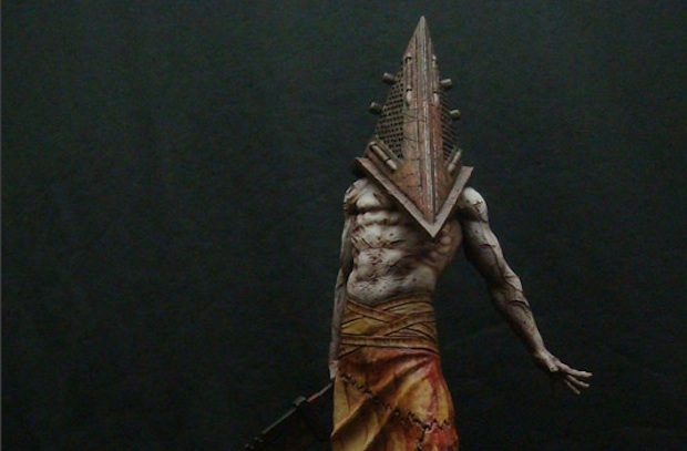 This Pyramid Head Sculpture Will Cost You $380