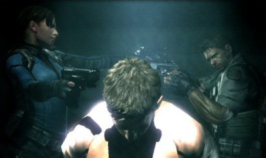 Resident Evil: Revelations demo might have a big reveal