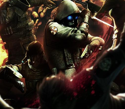 New Resident Evil: Operation Raccoon City concept art shows Leon getting killed