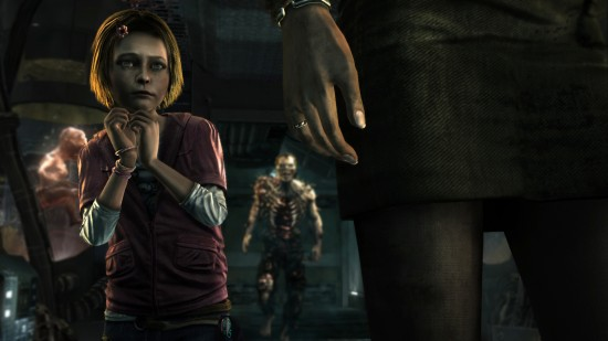 The Horror Games of E3 2011: AMY