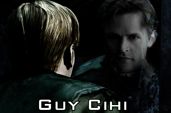 Guy Cihi Interview, The voice of James Sunderland