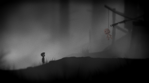 LIMBO rated on PS3