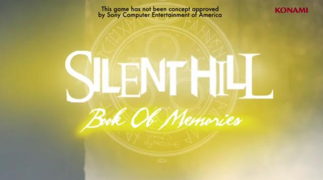 Silent Hill: Book of Memories being developed by WayForward