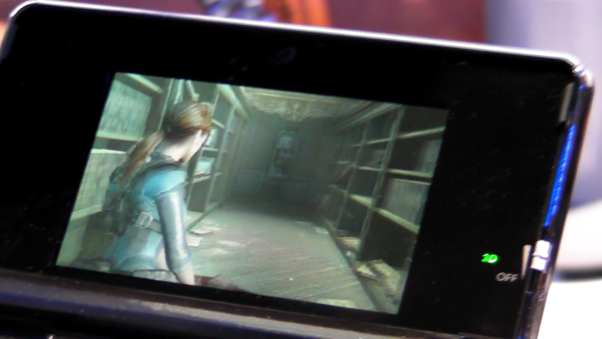 Rely on Horror E3 2011- Resident Evil Revelations Demo Gameplay