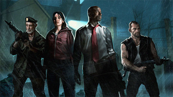 Could the Left 4 Dead series see its Nintendo debut on Wii U?