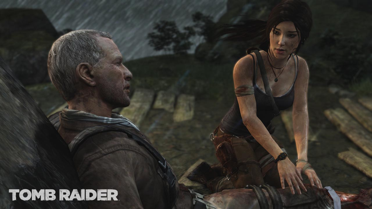 New Tomb Raider screens; leaked gameplay video taken down