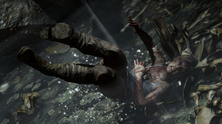Preview: Tomb Raider is all about survival